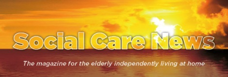 Social Care News BCard Logo