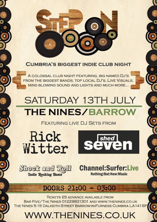 Cumbria's Biggest Indie Club Night!!!
