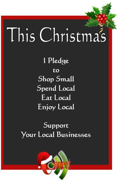 Christmas Local, Love Christmas In Cumbria