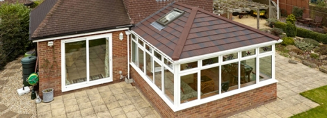 Conservatory, Roof Tile, Green Energy, Blinds
