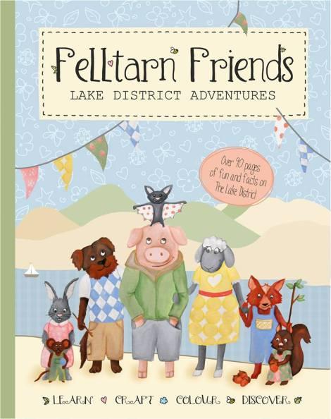 Felltarn Friend's exciting adventures