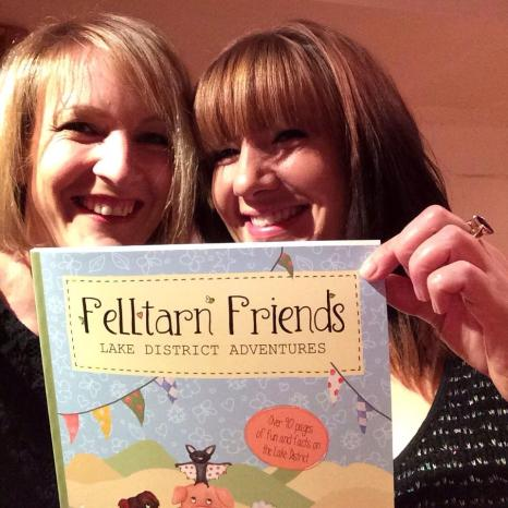 The Felltarn Friends want to share some exciting adventures with you, and they're on their way! Get ready to learn, craft, colour and discover with the Felltarn Friends in the Lake District.